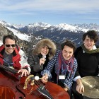 Isola Jazz Quartet - Live at Dolomiti Ski Jazz - Italy