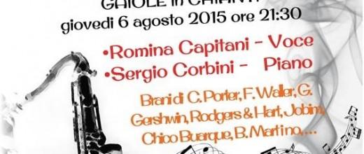 Romina Capitani & Sergio Corbini Jazz Duo