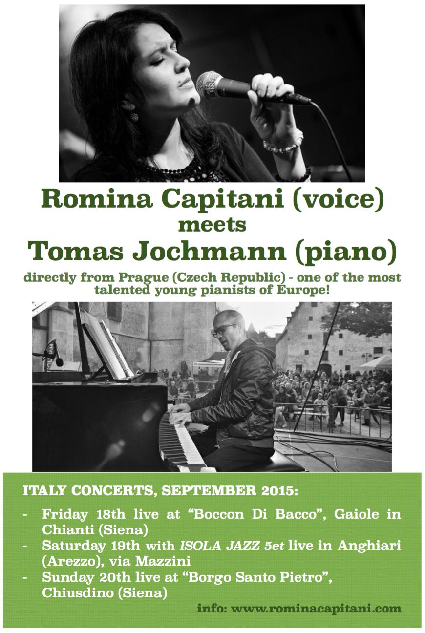 Capitani meets Jochmann 2015