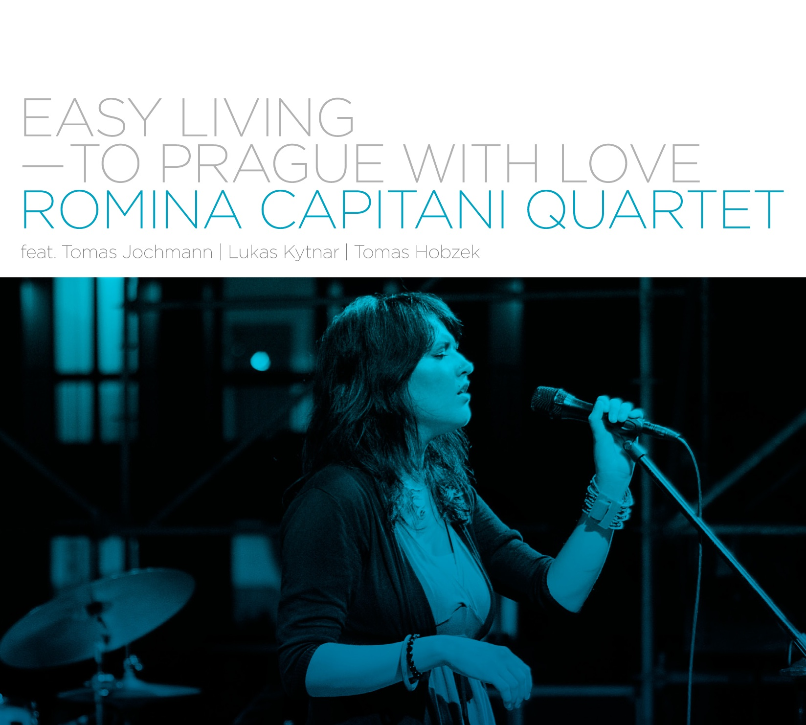 ROMINA CAPITANI - Easy Living To Prague With Love