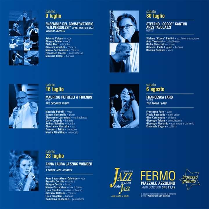 Stefano %22Cocco%22 Cantini Ares Tavolazzi Quintet Fermo